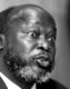John Garang de Mabior (June 23, 1945 – July 30, 2005) was a Sudanese politician and rebel leader. From 1983 to 2005, he led the Sudan People's Liberation Army during the Second Sudanese Civil War, and following a peace agreement he briefly served as First Vice President of Sudan from January 2005 until he died in a July 2005 helicopter crash.